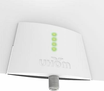 Mohu Leaf Supreme Pro Indoor Amplified Antenna