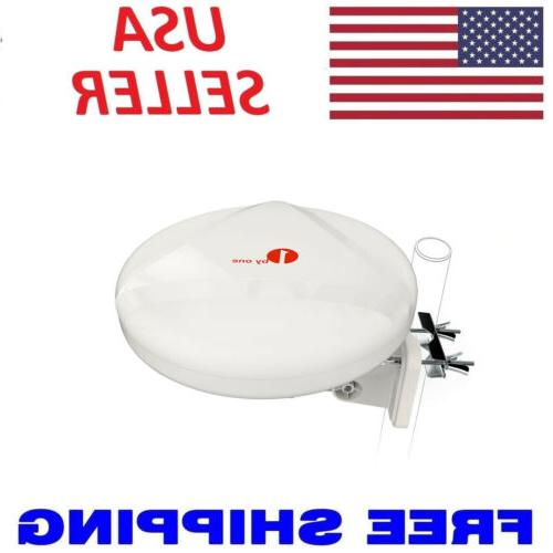 1Byone DIRECTIONAL DIGITAL HD TV ANTENNA UHF INDOOR RV