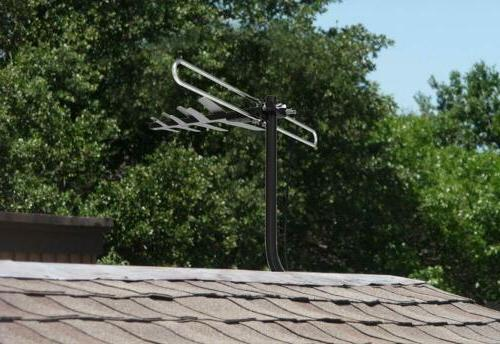 TV Antenna Outdoor HDTV Antenna 85-100 Miles