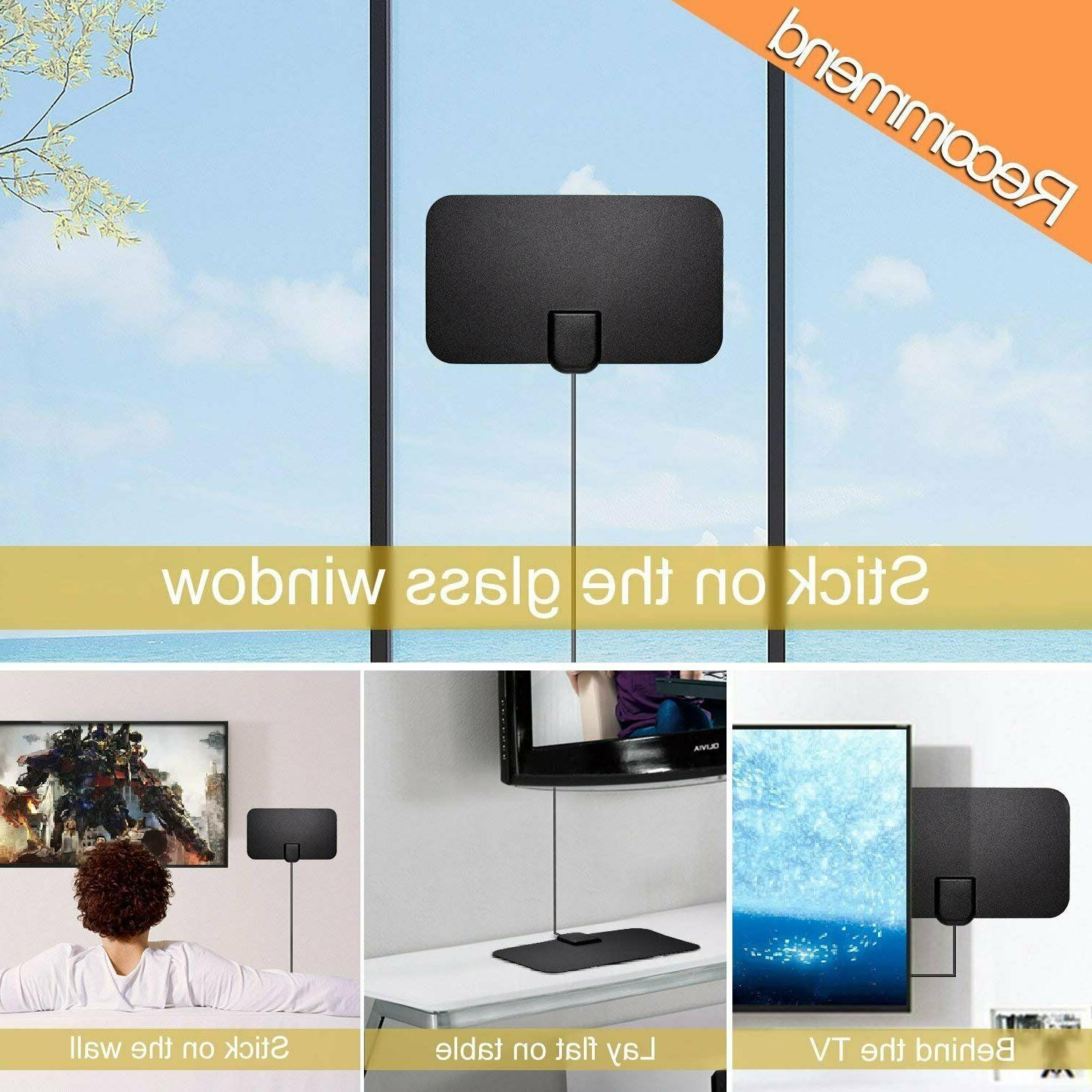 TV Antenna HD Digital Indoor Electronic Over Fox