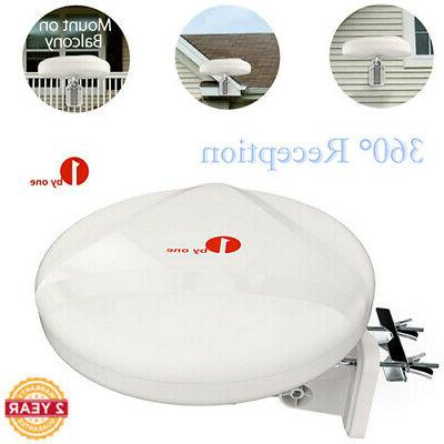 tv antenna outdoor omni directional 360 degree