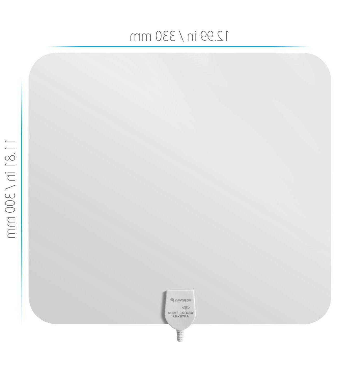 Fosmon Indoor TV Antenna 16FT