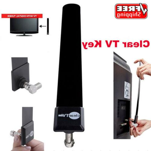 Clear TV Key HDTV Free TV Indoor Ditch Cable US~
