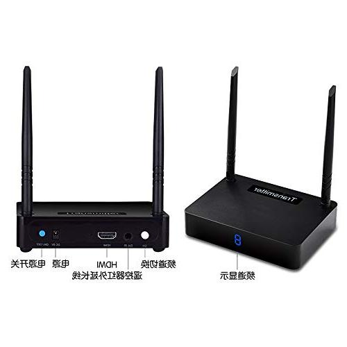 Wireless HDMI HD595 HDMI Extender/Adapter/Dongle with