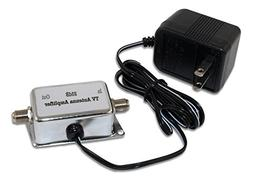 MyCableMart Antenna Signal Amplifier  50Mhz-860Mhz, Powered