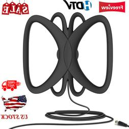 outdoor 1080p hdtv antenna amplified digital signal