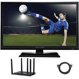 proscan pldv321300 32 inch 720p 60hz led tv dvd combo cut co