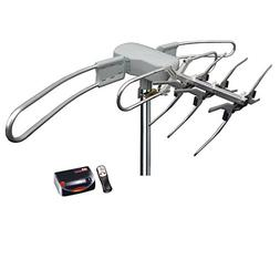 Tree New Bee Outdoor Remote Controlled HDTV UHF VHF Antenna