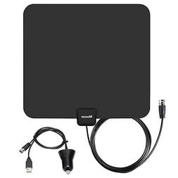 TV Antenna for Digital TV Indoor HDTV Antenna with 100 Miles