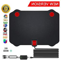 TV Antenna Indoor Digital Amplified HDTV Antennas Receivers