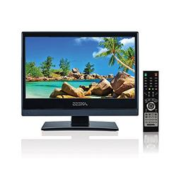 "Axess TV1703-13 13.3"" High-Definition 720 LED TV AC/DC HDMI"