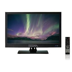 AXESS TV1705-19 19-Inch LED HDTV, Features 1xHDMI/Headphone