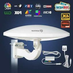 ANTOP UFO 360° Omni-Directional Outdoor HDTV Antenna 65 Mil
