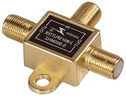 American Tack & Hdwe VS1001SP2W Coaxial Splitter 2-Way 900 M